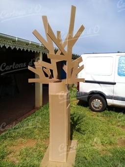 Commode arbre