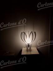 Lampe debout / plafond