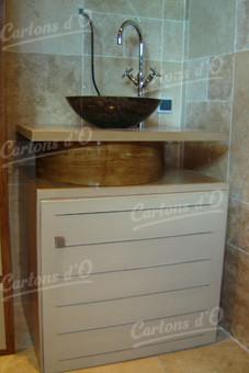 Meuble salle d'eau