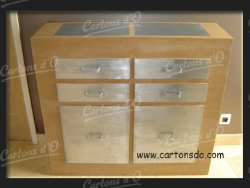 Buffet / Commode « INDUSTRIE »
